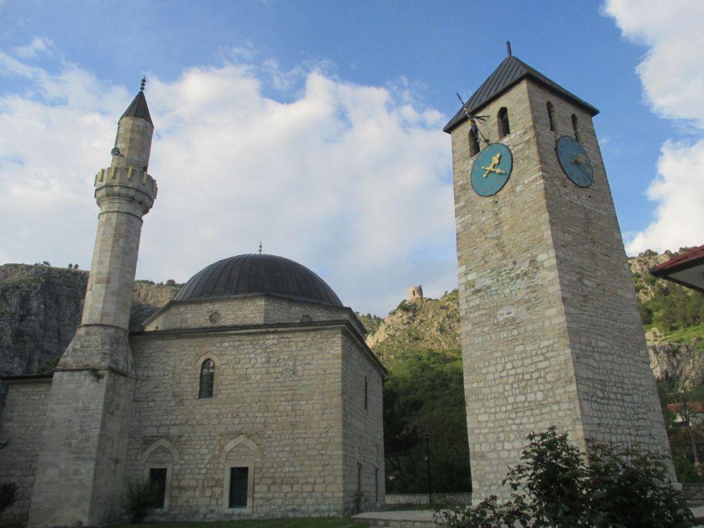 Мечеть Ахмеда Дукатара в Ливно. Фото: Елена Арсениевич, CC BY-SA 3.0