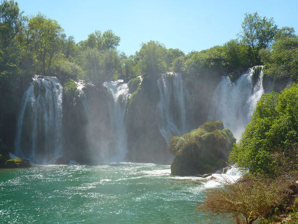 Водопады. Фото: Елена Арсениевич, CC BY-SA 3.0