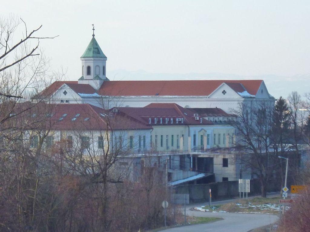 Монастырь ордена траппистов Мария Звезда. Фото: Елена Арсениевич, CC BY-SA 3.0