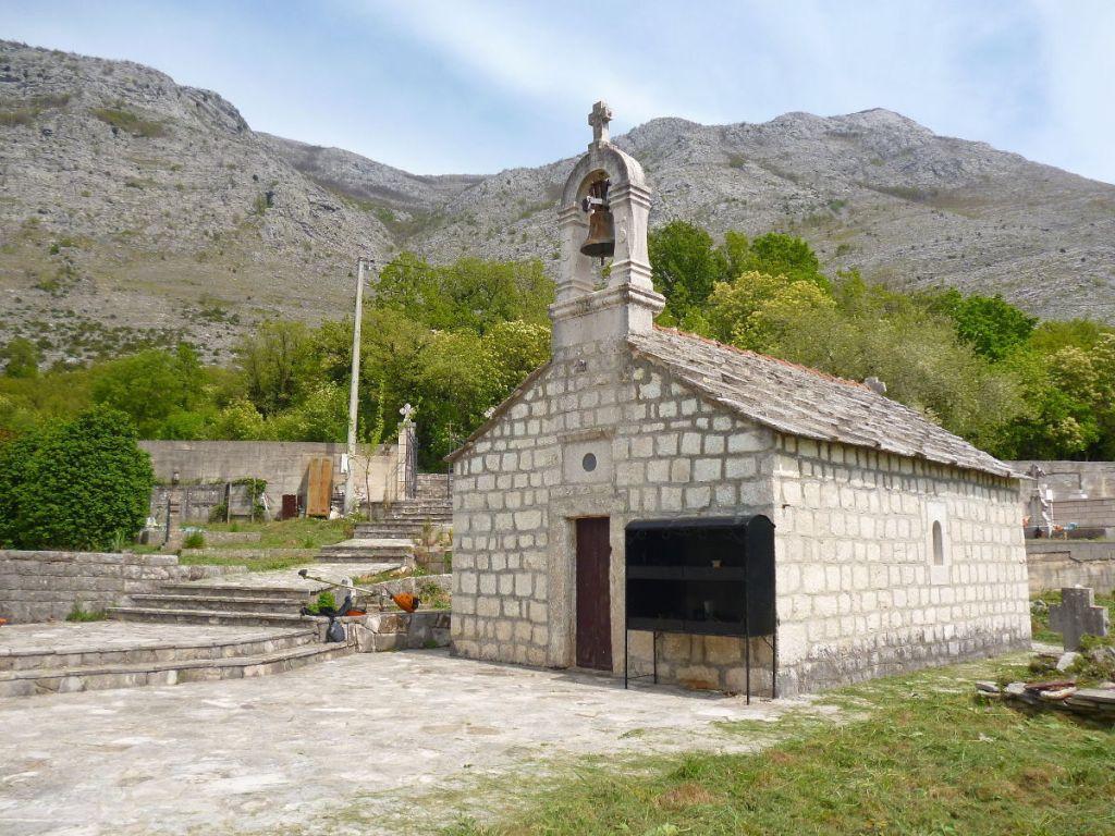 Церковь в Мрконичах. Фото: Елена Арсениевич, CC BY-SA 3.0