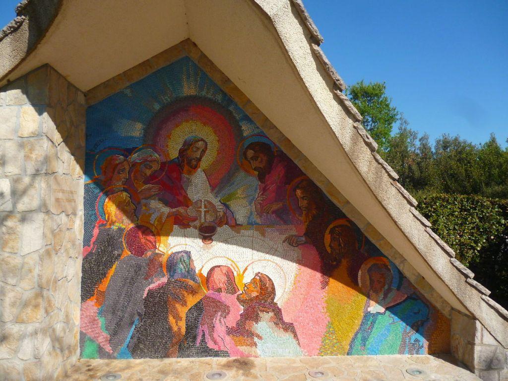 Аллея со сценами из Евангелия. Фото: Елена Арсениевич, CC BY-SA 3.0
