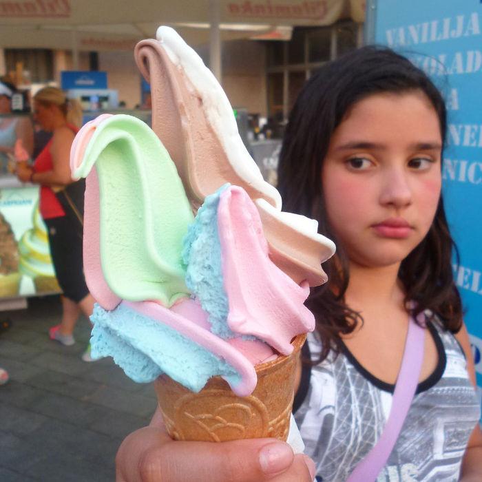 Мороженое в Баня Луке. Фото: Елена Арсениевич, CC BY-SA 3.0