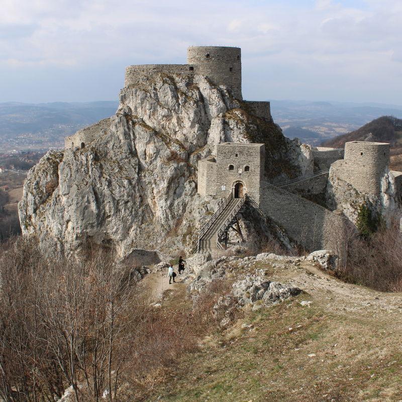 Сребреник. Фото: Елена Арсениевич, CC BY-SA 3.0
