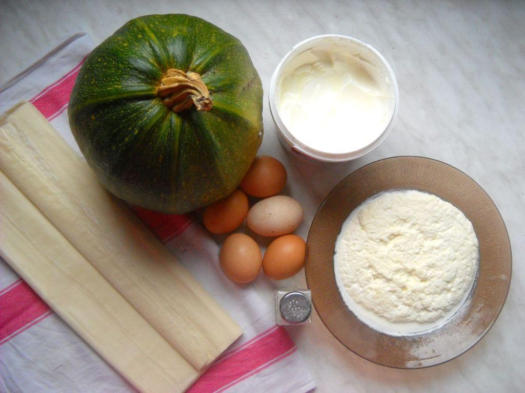 Ингредиенты для тыквенячи. Фото: Елена Арсениевич, CC BY-SA 3.0