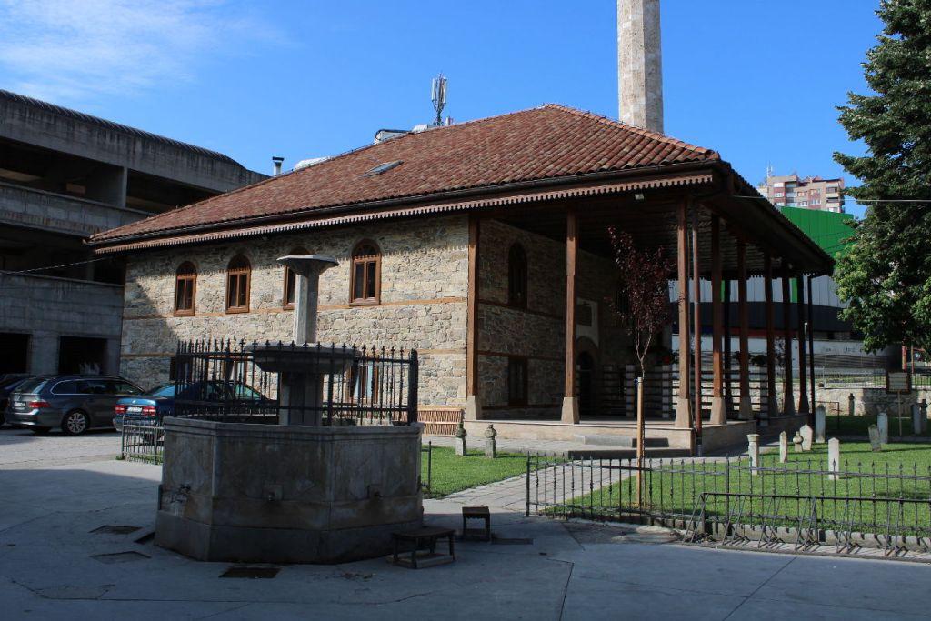 Мечеть в центре Зеницы. Фото: Елена Арсениевич, CC BY-SA 3.0
