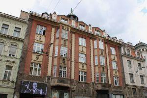 Здание «Напредак». Фото: Елена Арсениевич, CC BY-SA 3.0