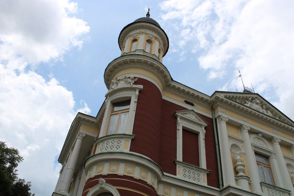Вилла Мандич или Олимпийский музей. Фото: Елена Арсениевич, CC BY-SA 3.0