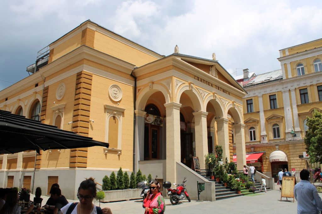 Рынок Маркале. Фото: Елена Арсениевич, CC BY-SA 3.0