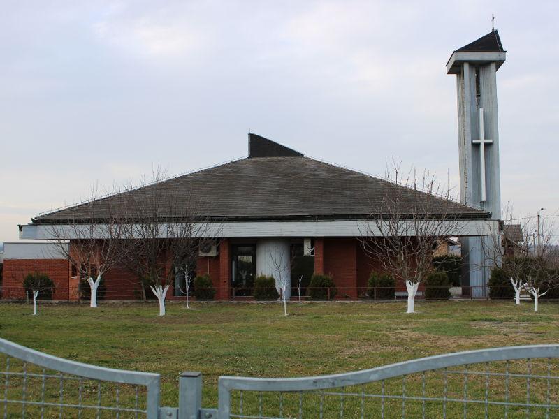 Церковь св. Анте Пустынника. Фото: Елена Арсениевич, CC BY-SA 3.0