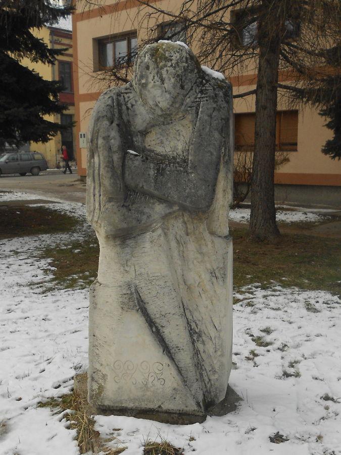 Замёрз... Фото: Елена Арсениевич, CC BY-SA 3.0