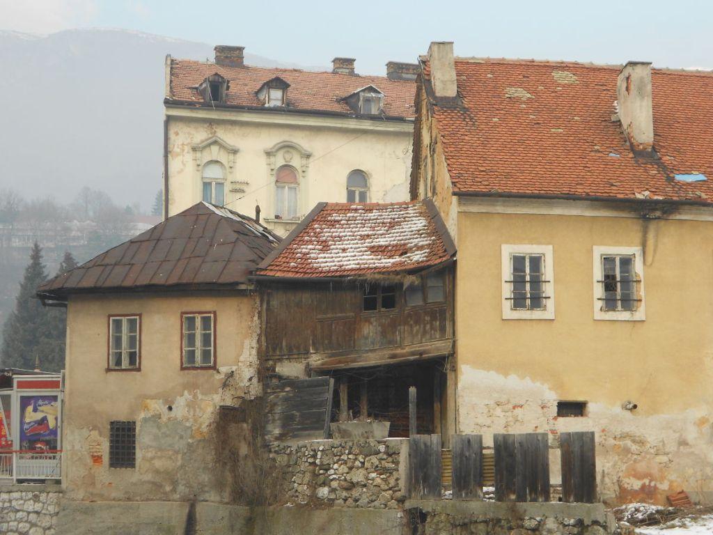 На этом месте уже современное здание. Фото: Елена Арсениевич, CC BY-SA 3.0