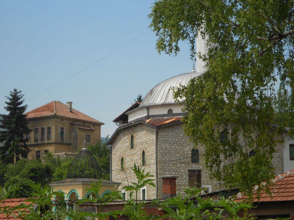 Мечеть Ени. Фото: Елена Арсениевич, CC BY-SA 3.0