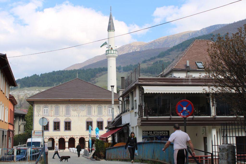 Шарена мечеть и Влашич. Фото: Елена Арсениевич, CC BY-SA 3.0
