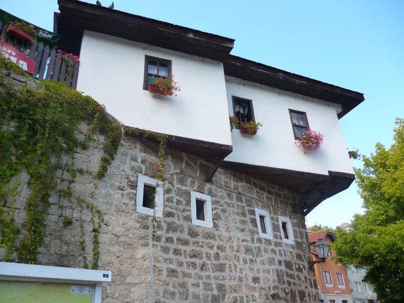Дом Омербега в Яйце. Фото: Елена Арсениевич, CC BY-SA 3.0