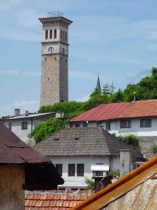 Часовая башня на Мусале. Фото: Елена Арсениевич, CC BY-SA 3.0