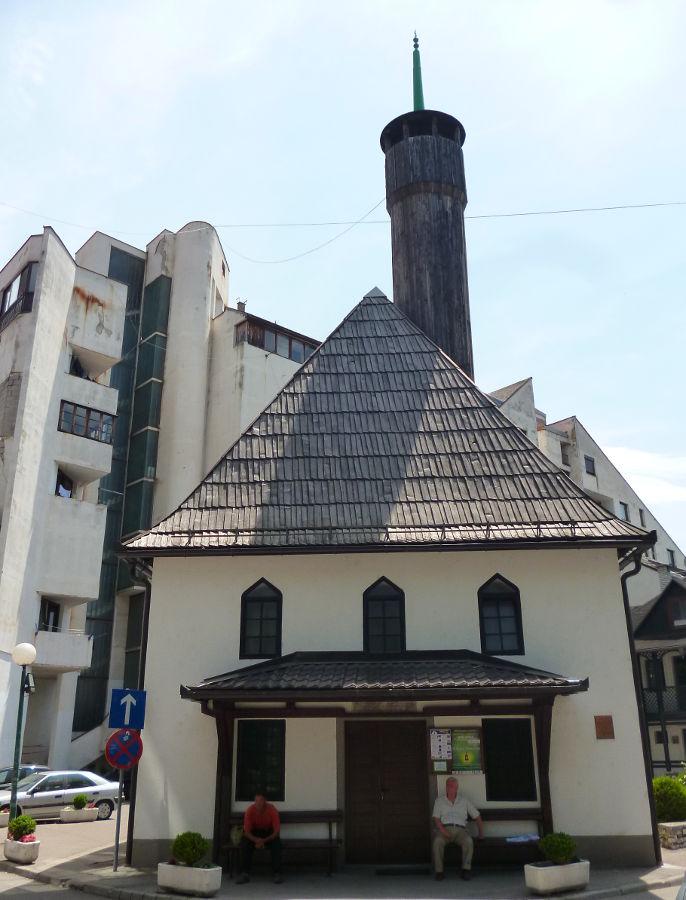 Конатурская мечеть. Фото: Елена Арсениевич, CC BY-SA 3.0