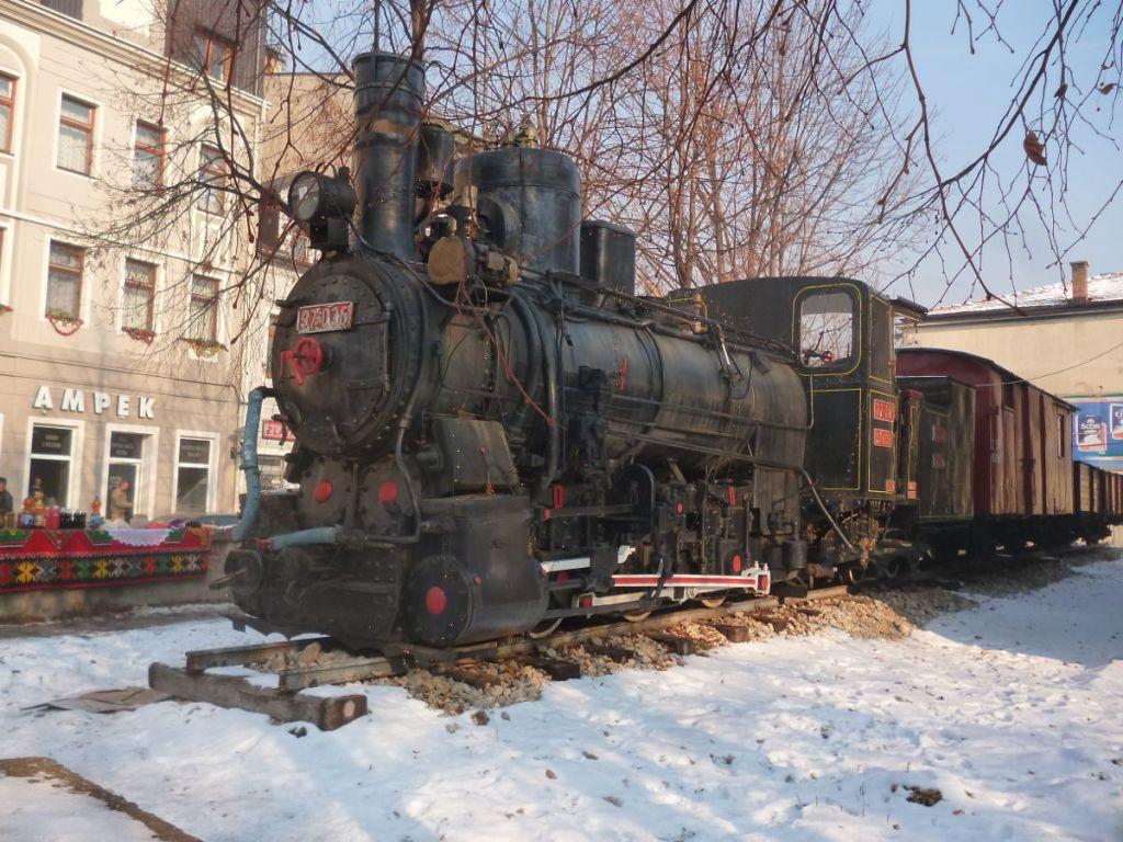 Когда-то в Травнике была железная дорога. Фото: Елена Арсениевич, CC BY-SA 3.0