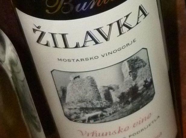 Вино жилавка. Фото: Елена Арсениевич, CC BY-SA 3.0
