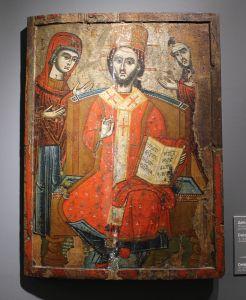 Деисус, мастер из семьи Рафаиловичей-Димитриевичей, 18-й век. Фото: Елена Арсениевич, CC BY-SA 3.0
