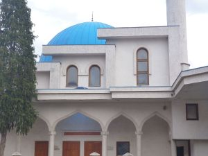 Баш мечеть. Фрагмент. Фото: Елена Арсениевич, CC BY-SA 3.0
