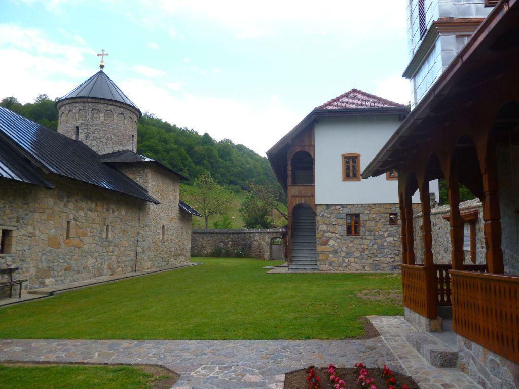 Монастырь Гомионица. Фото: Елена Арсениевич, CC BY-SA 3.0