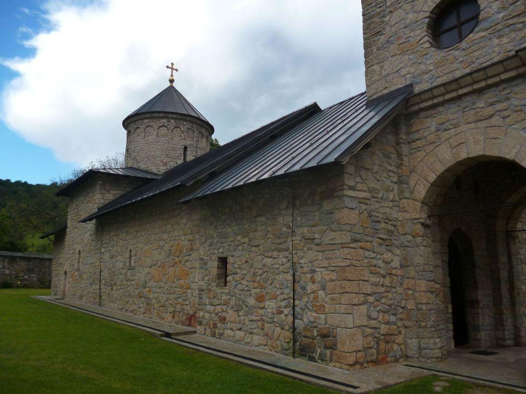 Церковь Введения во храм Пресвятой Богородицы. Фото: Елена Арсениевич, CC BY-SA 3.0