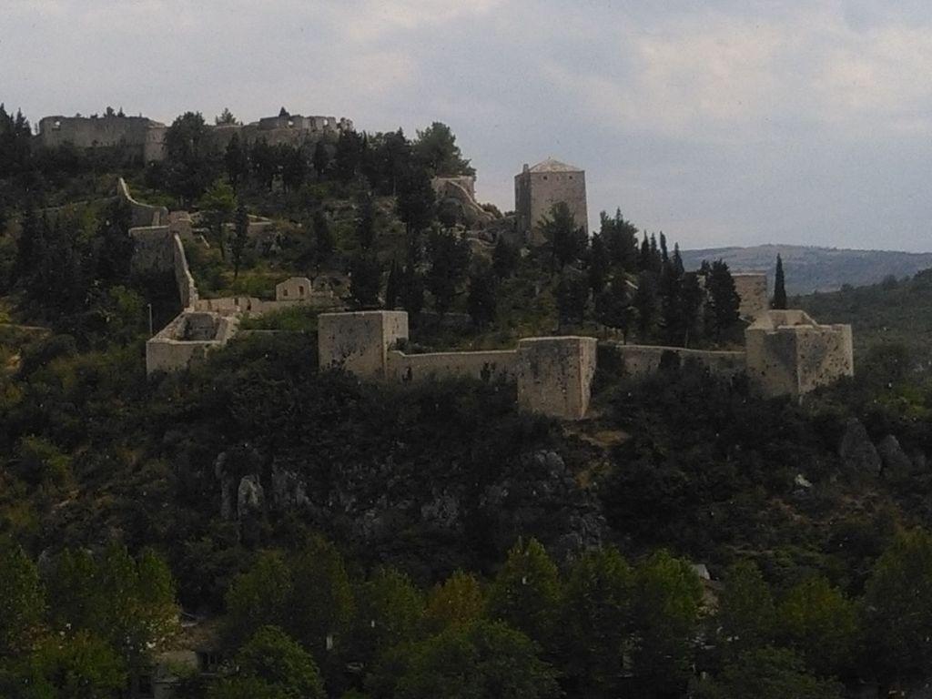 Видошская крепость. Фото: Елена Арсениевич, CC BY-SA 3.0