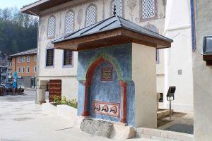 Абдестхана Шареной мечети, Травник. Фото: Елена Арсениевич, CC BY-SA 3.0