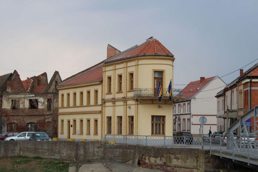 Дом общества «Ислахиет». Фото: Елена Арсениевич