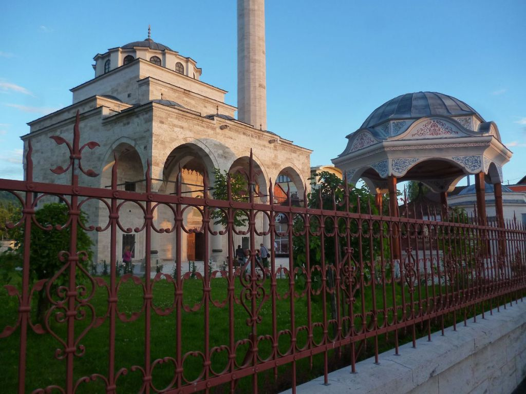 Мечеть Ферхадия. Фото: Елена Арсениевич, CC BY-SA 3.0