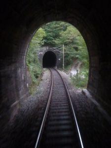 Туннель за туннелем. Фото: Елена Арсениевич, CC BY-SA 3.0
