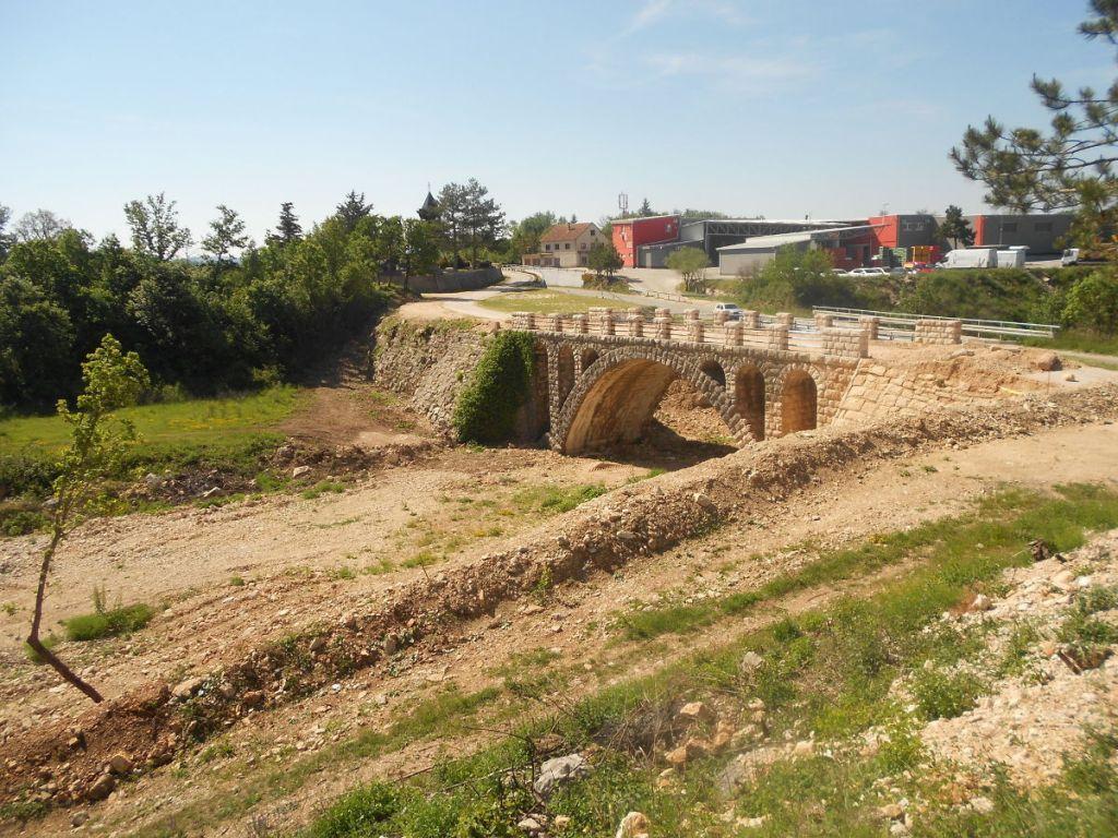 Речка Ричина. Где вода?. Фото: Елена Арсениевич, CC BY-SA 3.0
