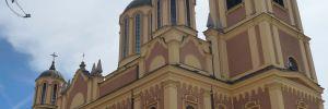 Соборная церковь в Сараеве. Фото: Елена Арсениевич, CC BY-SA 3.0