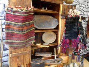 Торбы в музее Bosnazeum в Мостаре. Фото: Елена Арсениевич, CC BY-SA 3.0