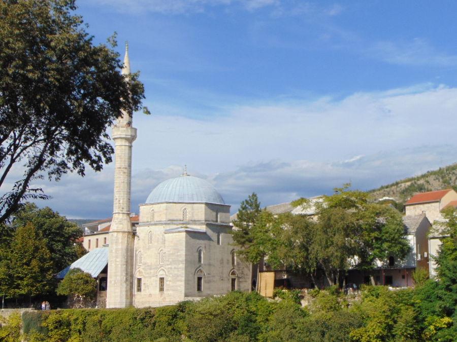 Мечеть Коски Мехмеда-паши. Фото: Елена Арсениевич, CC BY-SA 3.0