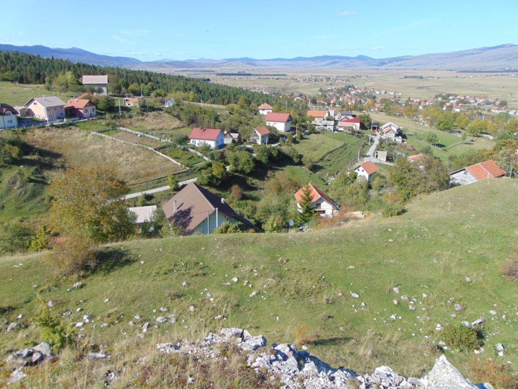 Гламоч и Гламочское поле. Фото: Елена Арсениевич, CC BY-SA 3.0