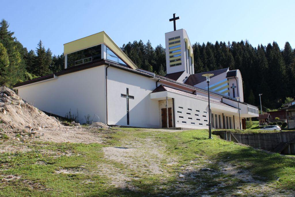 Церковь св. Илии-пророка в Гламоче. Фото: Елена Арсениевич, CC BY-SA 3.0