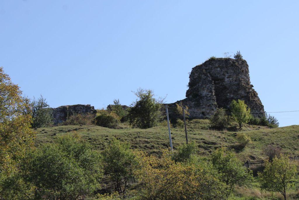 Крепость в Гламоче. Фото: Елена Арсениевич, CC BY-SA 3.0