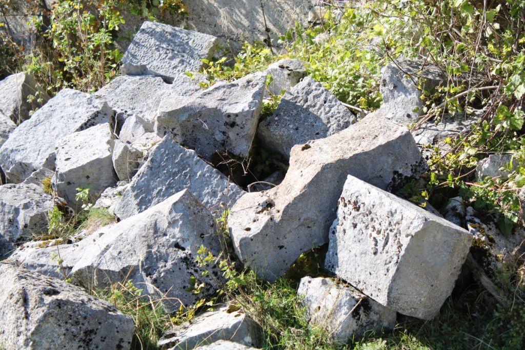 В 19-м веке крепость почти разобрали на стройматериалы. Фото: Елена Арсениевич, CC BY-SA 3.0