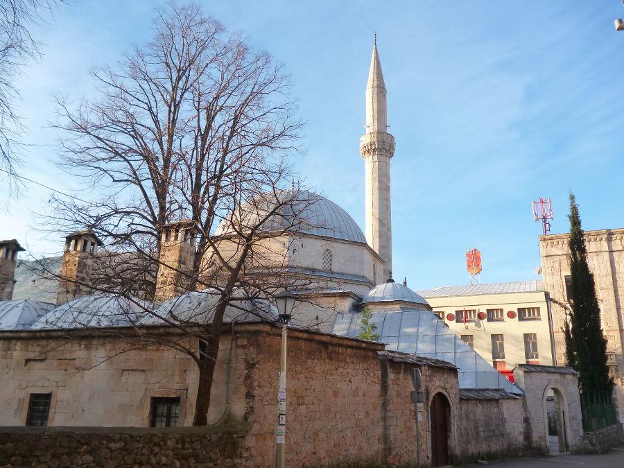 Караджозбегова мечеть. Фото: Елена Арсениевич, CC BY-SA 3.0