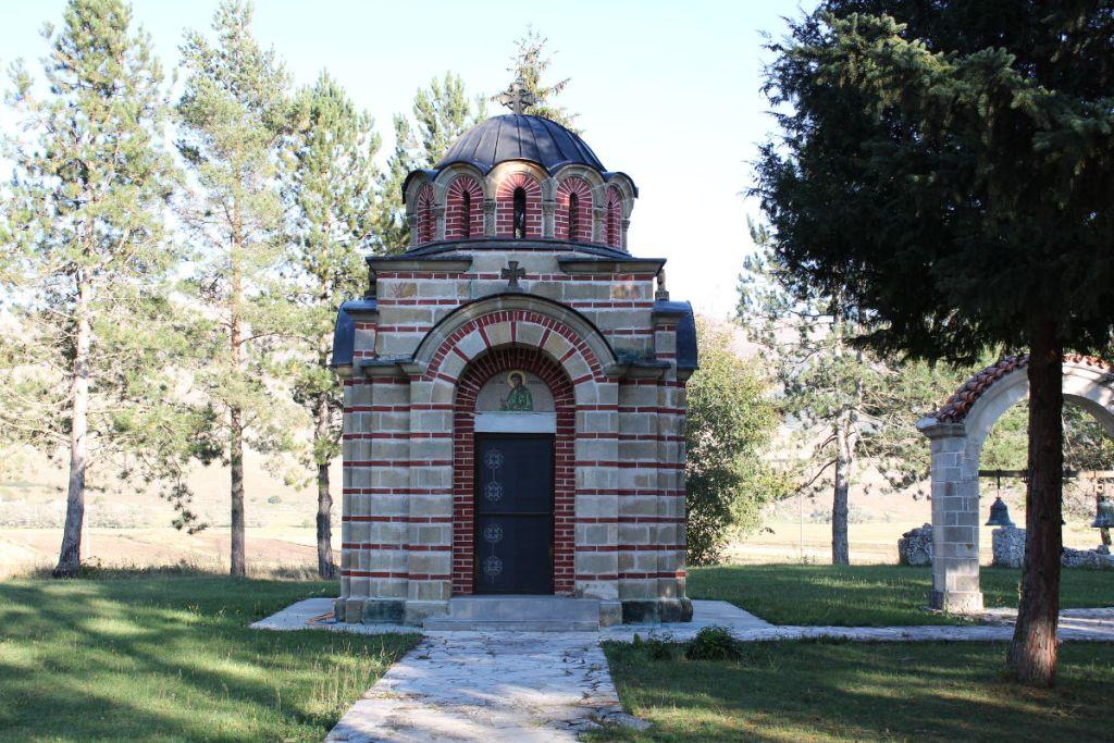 Часовня, где похоронены Веселин Наерлович и его жена Паула. Фото: Елена Арсениевич, CC BY-SA 3.0
