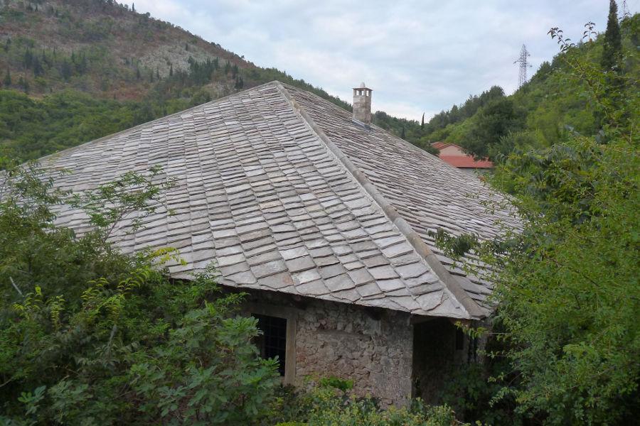 Старая резиденция мостарского епископа. Фото: Елена Арсениевич, CC BY-SA 3.0