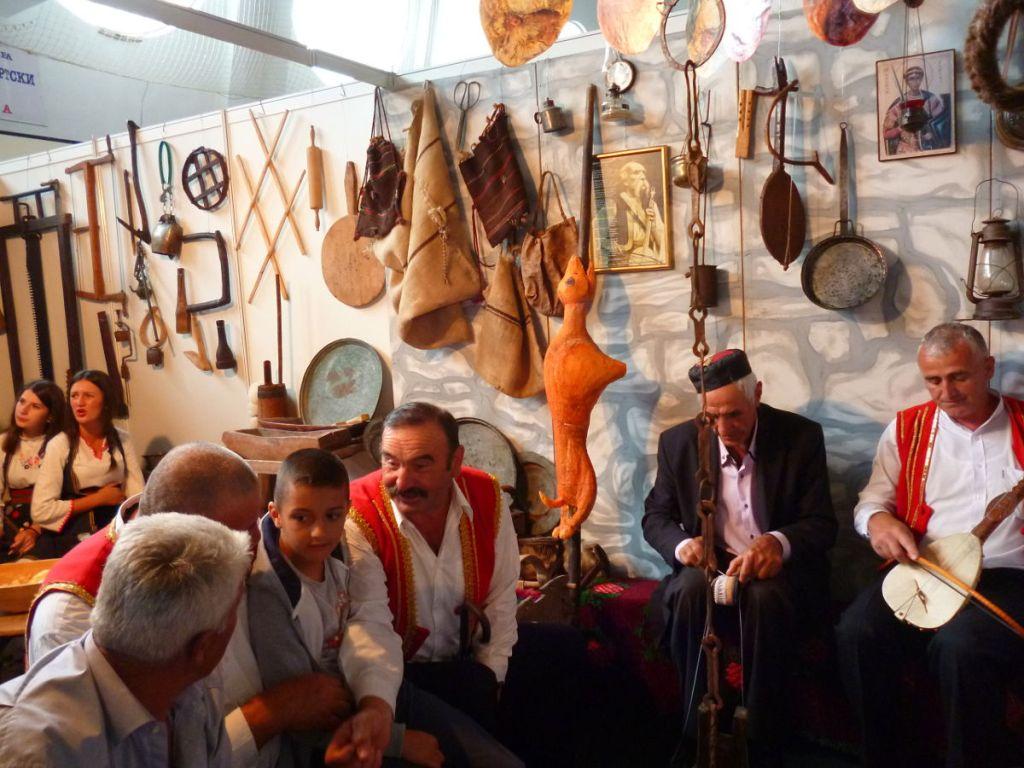 Этнографические посиделки на Билечском саяме. Фото: Елена Арсениевич, CC BY-SA 3.0