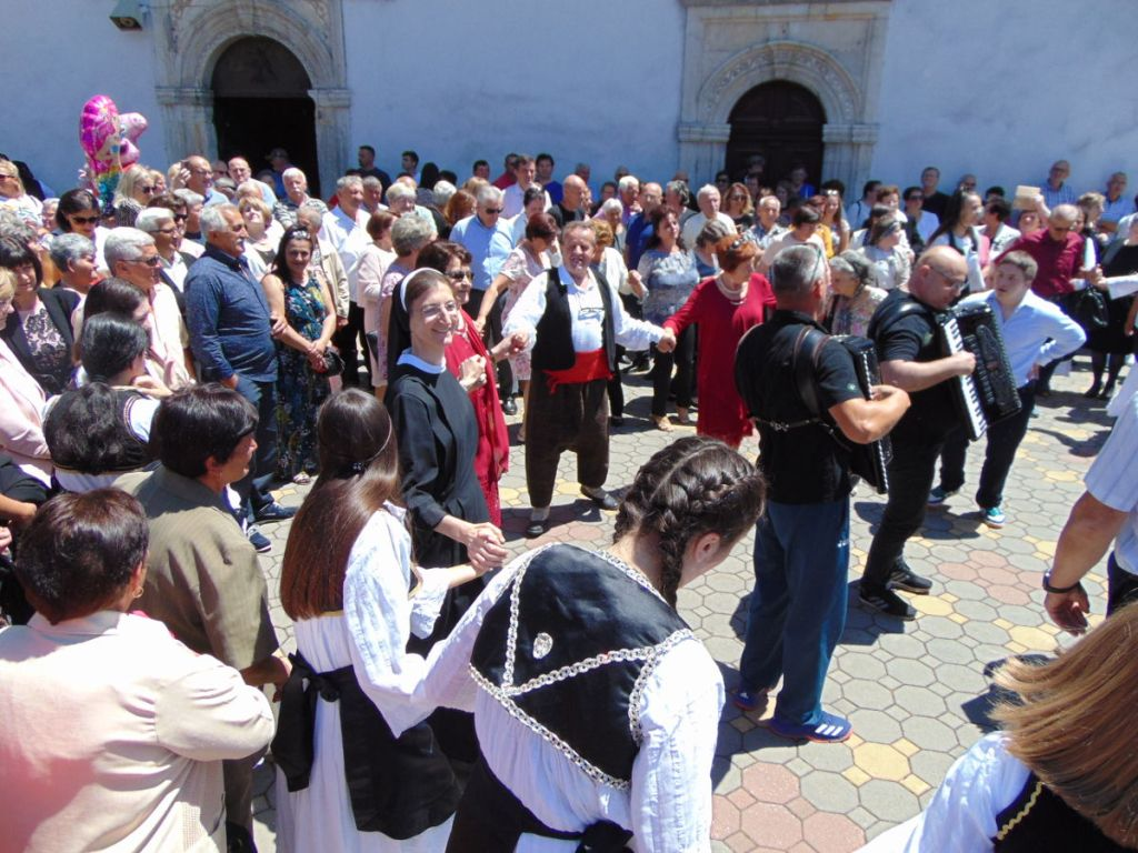Празднование дня св. Анте, покровителя Бугоянского прихода. Фото: Елена Арсениевич, CC BY-SA 3.0