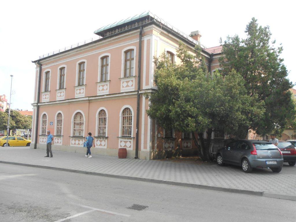 Музей в Биелине. Фото: Елена Арсениевич, CC BY-SA 3.0