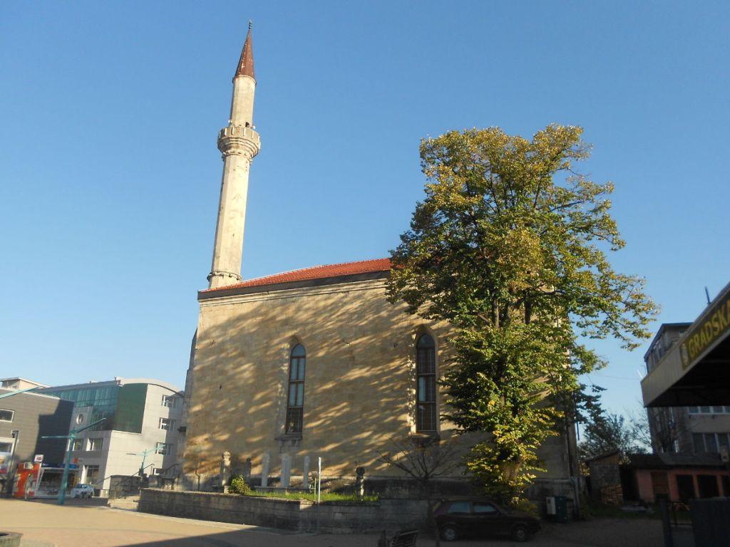 Мечеть Фетхия, бывшая церковь. Фото: Елена Арсениевич, CC BY-SA 3.0