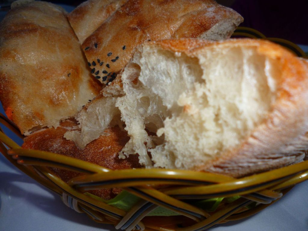 Рамазанский сомун с чурекотом. Фото: Елена Арсениевич, CC BY-SA 3.0