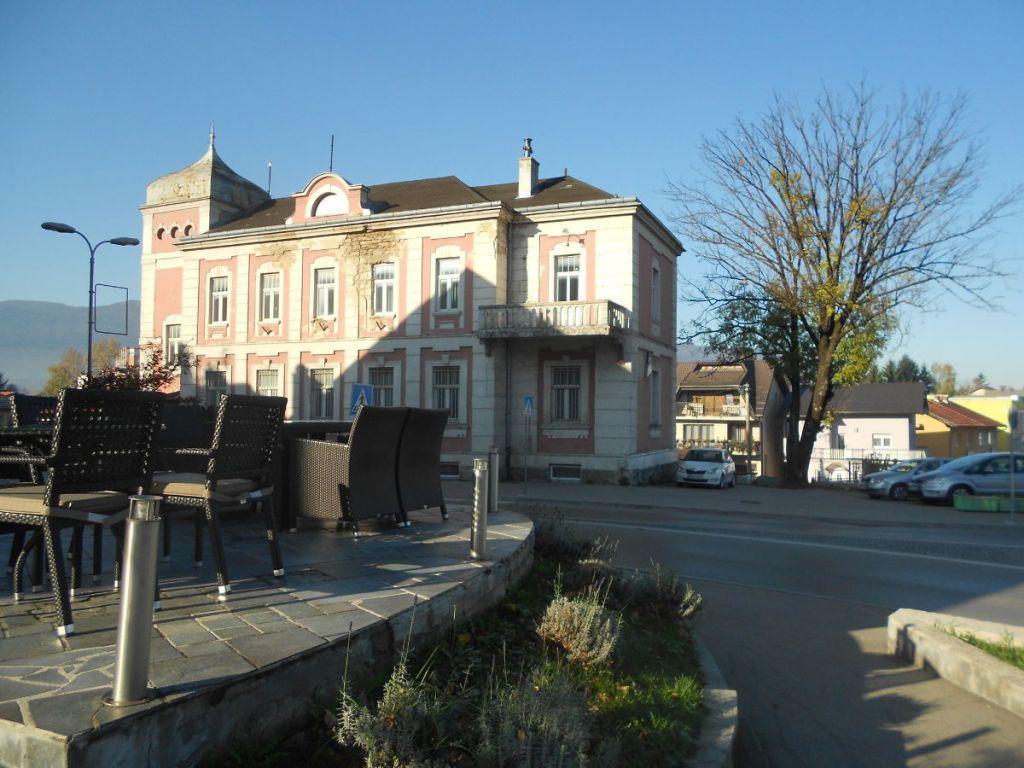 Бихач, здание австрийских времён. Фото: Елена Арсениевич, CC BY-SA 3.0