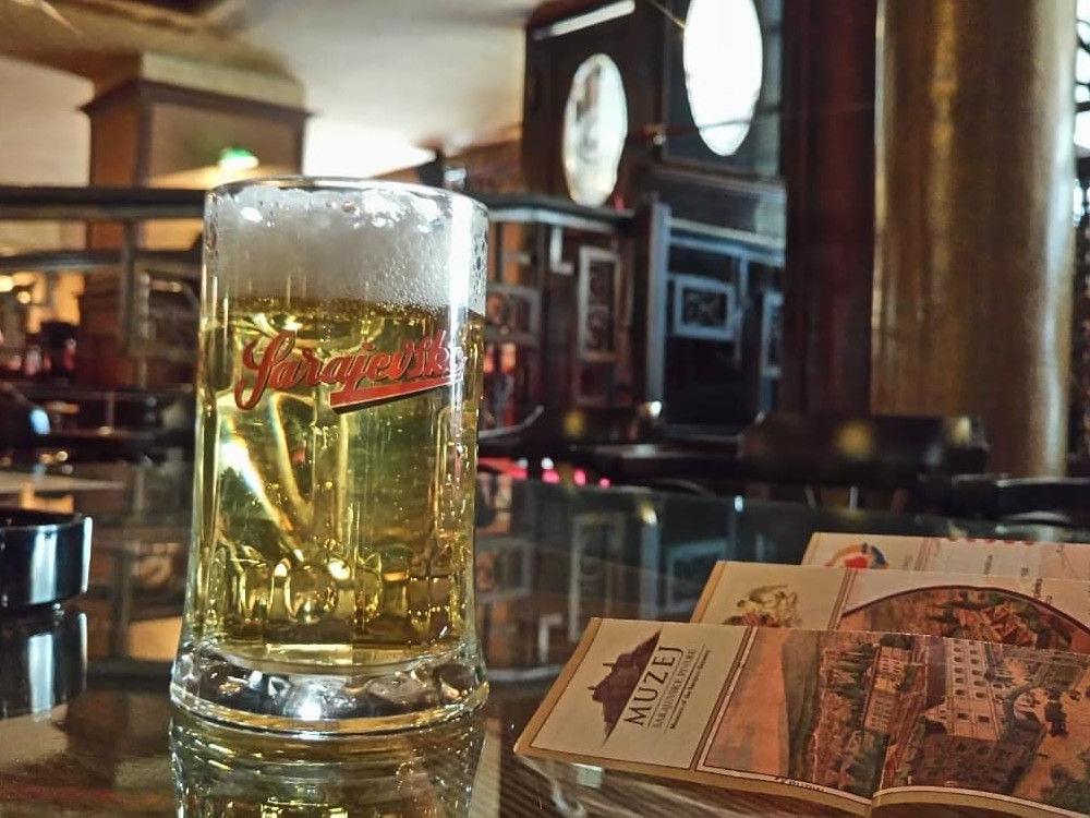 Сараевское пиво. Фото: Мария Сорока, CC BY-SA 3.0