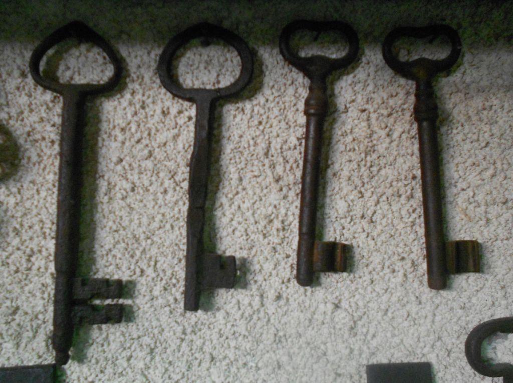 Ключи из музея «Стари град» в Ливно. Фото: Елена Арсениевич, CC BY-SA 3.0